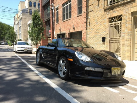 2007 Porsche Boxster for sale
