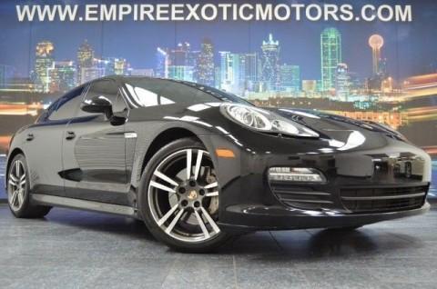 2012 Porsche Panamera S for sale