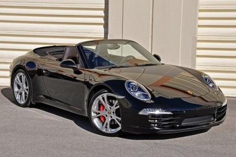 2013 Porsche 911 S Cabriolet for sale