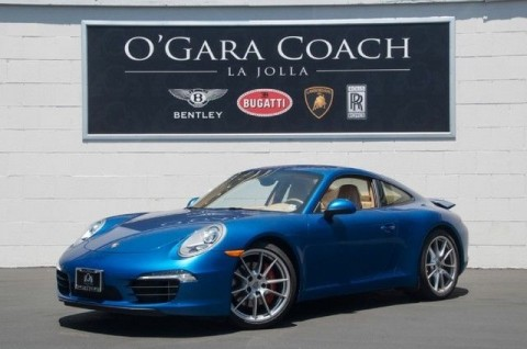 2014 Porsche 911 2dr Coupe for sale