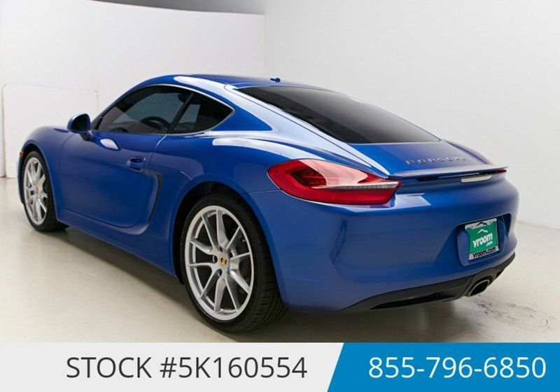 2015 Porsche Cayman Certified 2015 5K LOW Miles Cruise Clean CARFAX