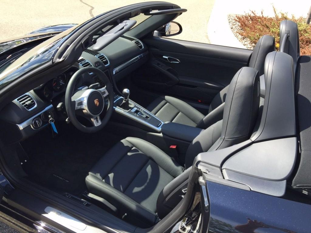 20150000 Porsche Boxster