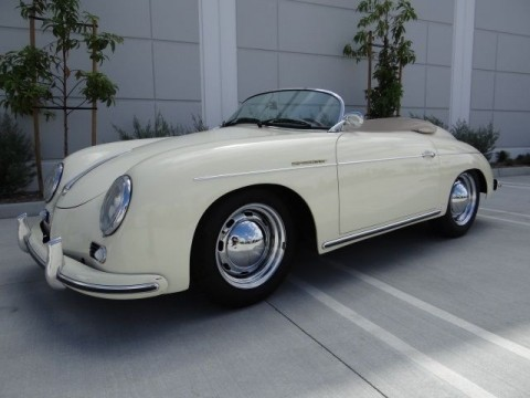 1957 Porsche 356 Speedster for sale