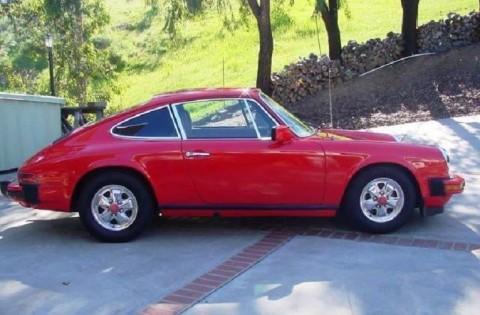1976 Porsche 912 for sale