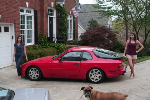 1988 Porsche 944 Turbo S for sale