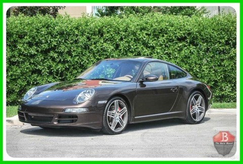 2008 Porsche 911 6 Speed S Model Turbo Package Existing WARRANTY for sale