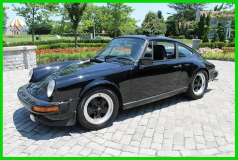 1982 Porsche 911 1982 Porsche 911sc Coupe for sale