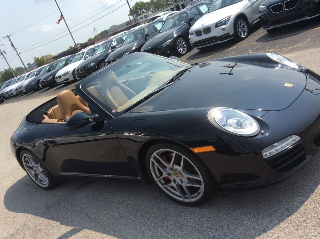 2010 Porsche 911 TRADE/FINANCE/DELIVER
