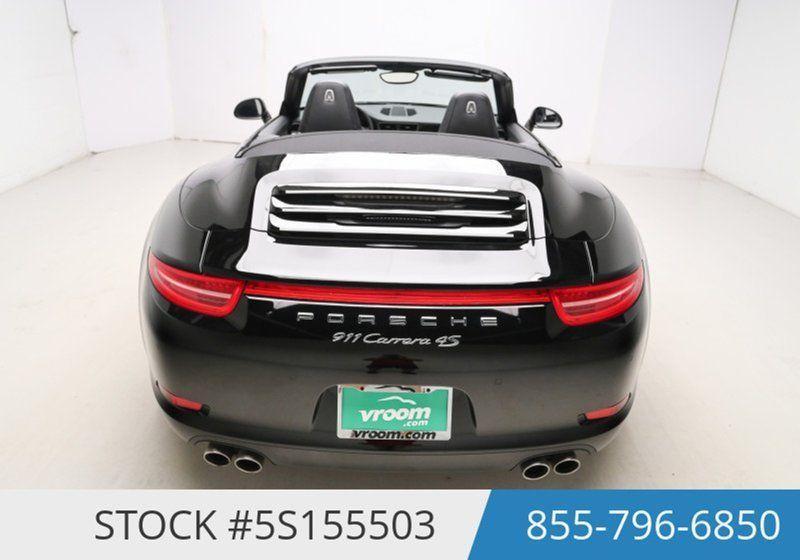 2013 Porsche 911 Carrera 4S Certified 2013 8K Miles 1 OWNER