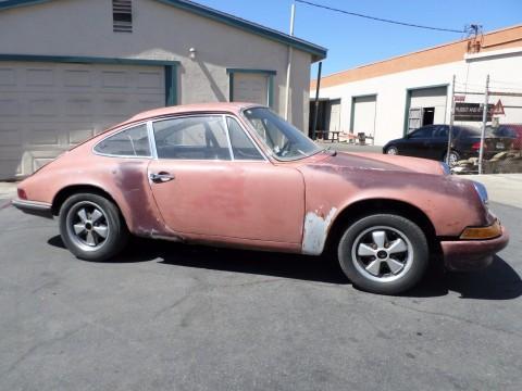1969 Porsche 912 Coupe. California Wagen. Garagenfund ! Selbe Karosserie 911 . for sale