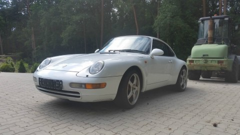 1994 Porsche Carrera 2 911 993 for sale