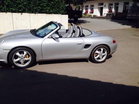1998 Porsche Boxster 986 Tiptronik (geringe Laufleistung: 79.970 KM) for sale