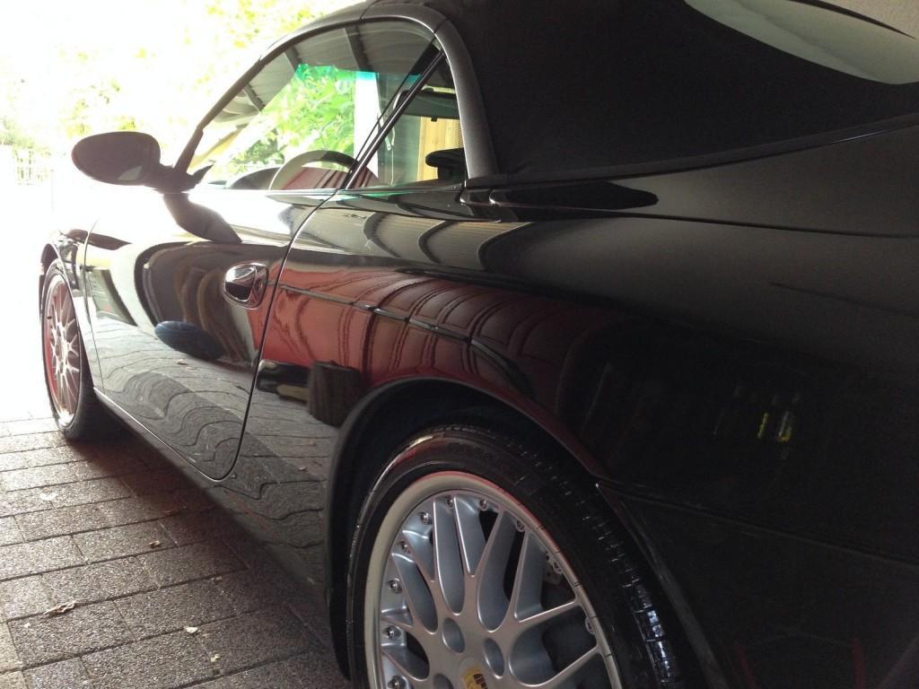 2000 Porsche 911 Carrera Cabrio / Roadster Tiptronic S   Unikat, 454 PS (TTP TURBO)