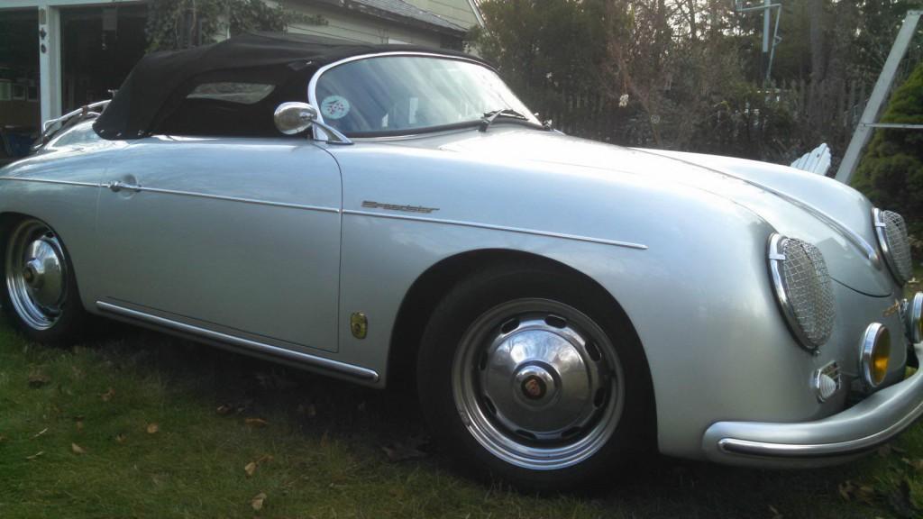 Porsche 356 Speedster 1963 Neuaufbau/nachbau Nicht ORIGINAL