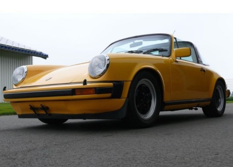 Porsche 911 SC 3.0 Targa for sale