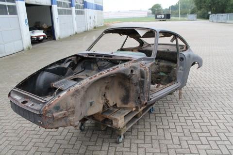 Porsche 912 Coupe Rohkarosse Body Shell 1967 auch als Spender für 911 geeignet for sale