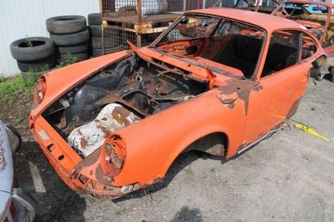 Porsche 912 Karosse von 1969 Coupe Langer Radstand Body Shell kein 911 for sale