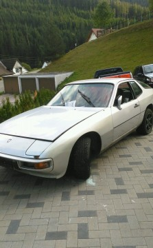 Porsche 924 Oldtimer for sale