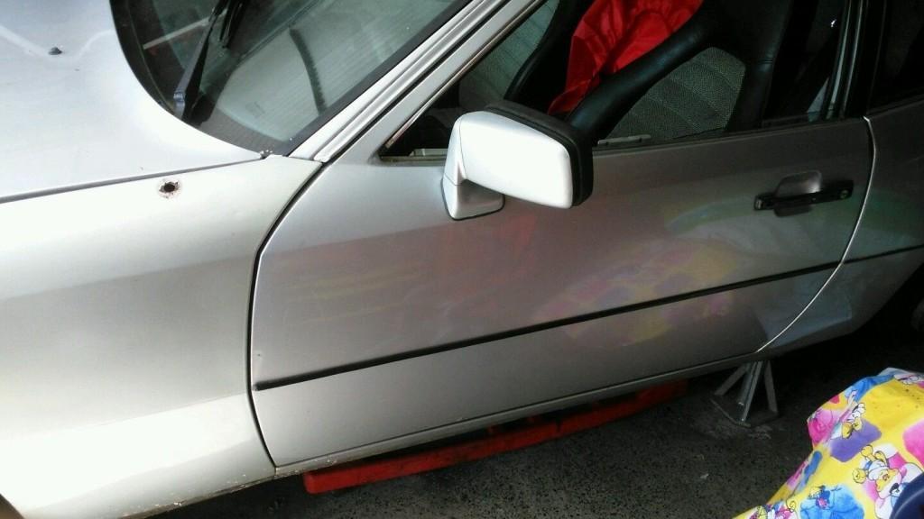 Porsche 924 Oldtimer