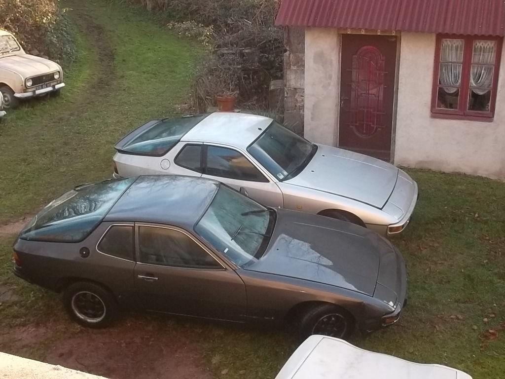 Porsche 924 von 1978!