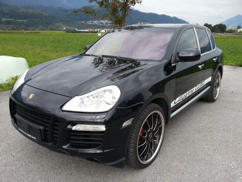 Porsche Cayenne 4.8 Turbo Facelift Model, Vollausstattung, 22 Zoll, 500ps, 2007 for sale