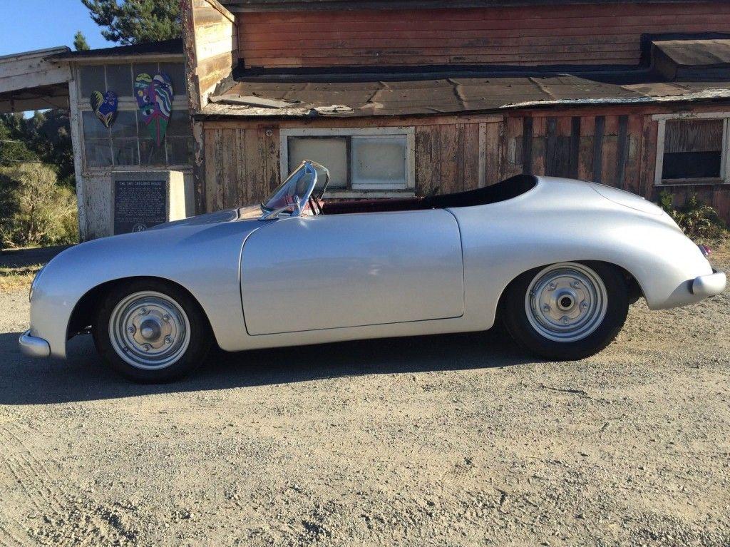 1957 Porsche Speedster 356 Intermeccanica Replica
