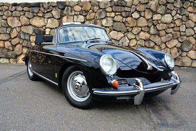1961 Porsche 356 B Cabriolet Totally restored! for sale