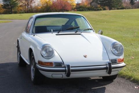 1970 Porsche 911T Coupe for sale