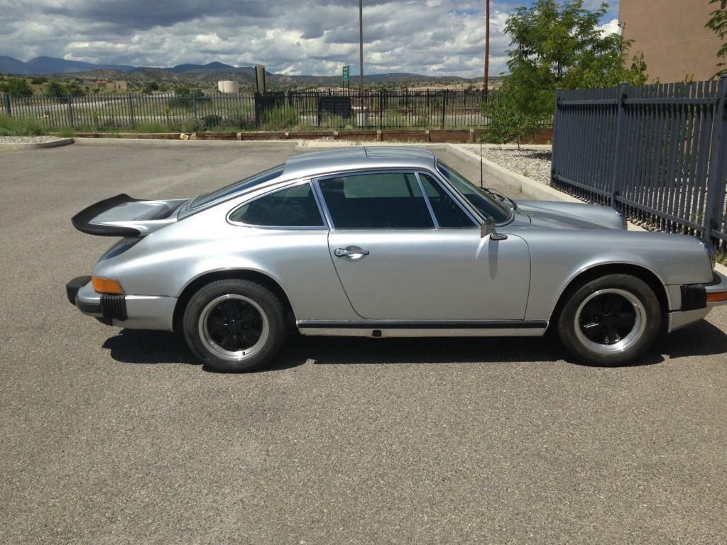 1977 Porsche 911S Carrera