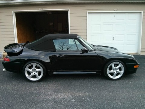 1982 Porsche 911 993 Turbo custom for sale