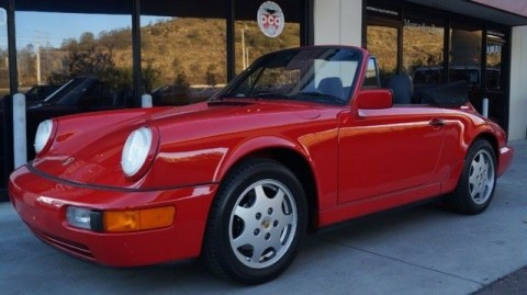 1991 Porsche 911 964 Cabriolet for sale
