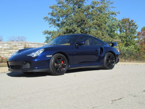 2001 Porsche 911 TURBO for sale