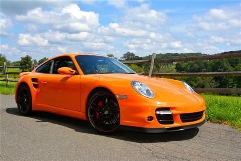 2007 Porsche 911 2dr Coupe Turbo for sale