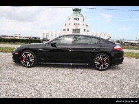 2013 Porsche Panamera Turbo for sale