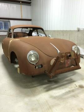 1956 Porsche 356A 1600 for sale