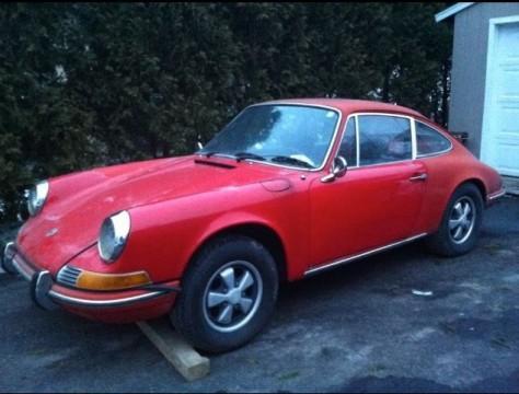 1970 Porsche 911T for sale