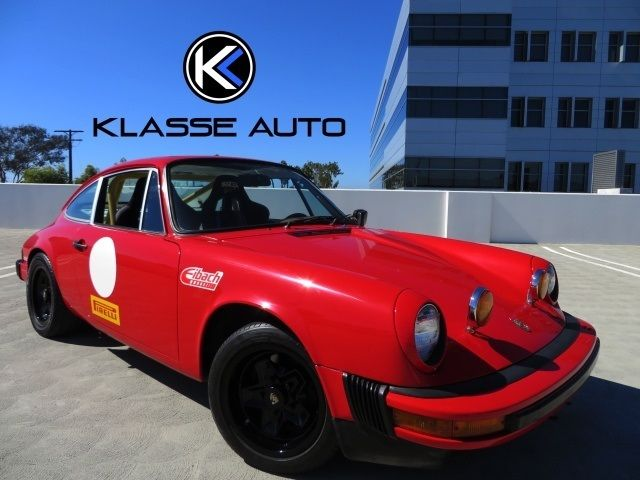 1977 Porsche 911 S 5 Speed Manual 2.7 Motor 915 Trans Carrera R Brakes Race Look