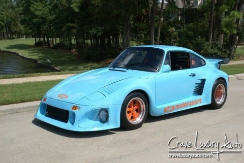 1984 Real Porsche 935dp Frame off Restoration for sale