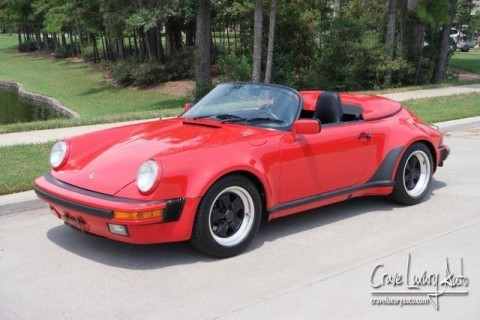 1989 Porsche 911 Carrera Speedster for sale