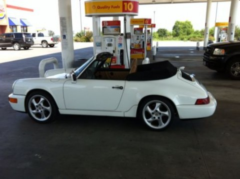 1990 Porsche 964 Cabriolet carrera for sale