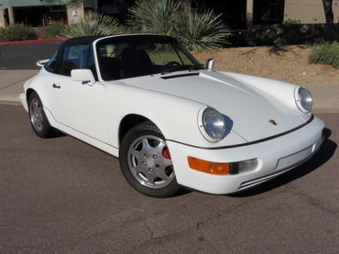 1991 Porsche 911 Carrera Targa for sale