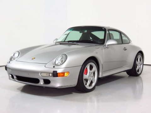1997 Porsche 911 993 Coupe Carrera 4S for sale