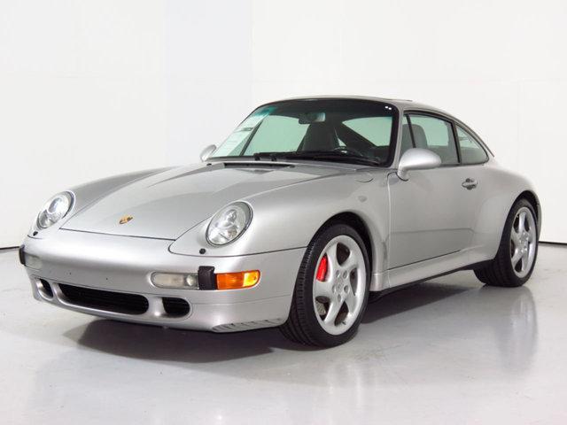 1997 Porsche 911 993 Coupe Carrera 4S