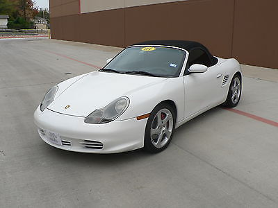 2003 Porsche Boxster 2dr Roadster for sale