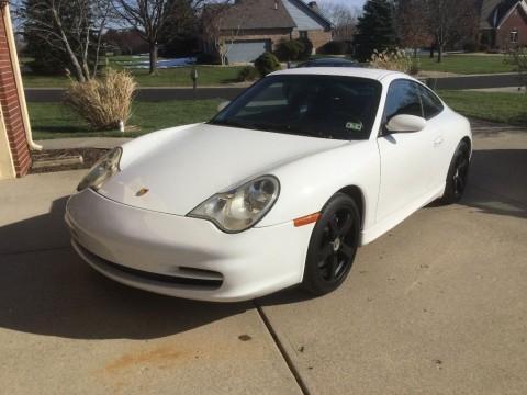 2004 Porsche 911 Carrera Coupe for sale