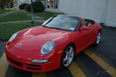 2006 Porsche 911 Carrera for sale