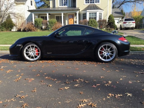 2012 Porsche Cayman R TPC Turbo for sale