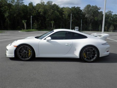 2014 Porsche 911 GT3 Coupe 2 Door 3.8L for sale