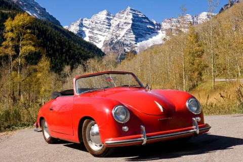 1953 Porsche 356 Pre A Cabriolet for sale