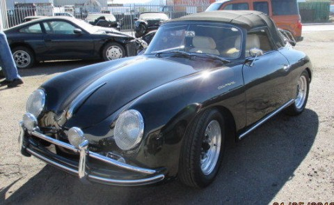 1956 Porsche 356 Cabriolet Replica for sale